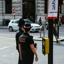 """""""My first encounter with the police occurred when I was much younger. Aged seven to be exact."""""""